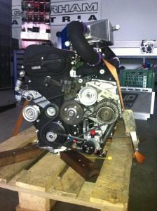 JUBU EXIGE RACE ENGINE 2012