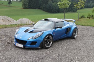 LOTUS EXIGE 560R JUBU PERFORMANCE HONDA POWER FRONT