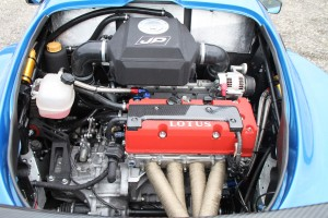 LOTUS EXIGE HONDA CHARGER KOMPRESSOR CONVERSION POWERED BY JUBU PERFORMANCE